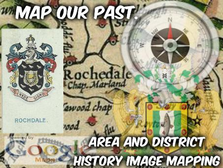 History mapping Rochdale
