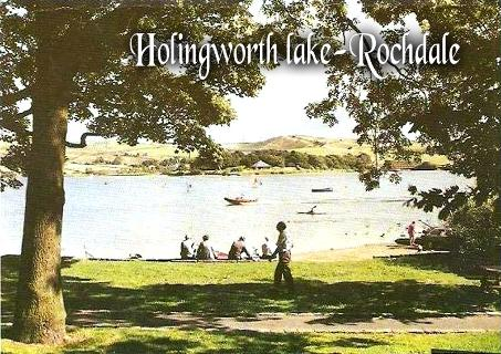 Hollingworth lake Rochdale
