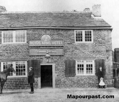 Royds arms Rooleymoor Rochdale